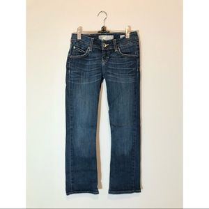 Buckle BKE Jeans Addison Boot Cut Flap pockets